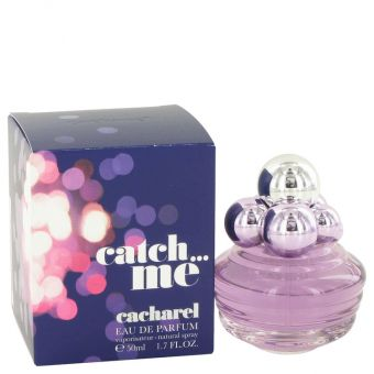Image of   Catch Me by Cacharel - Eau De Parfum Spray 50 ml - til kvinder