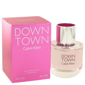 Image of   Downtown by Calvin Klein - Eau De Parfum Spray 90 ml - til kvinder