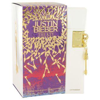 The Key by Justin Bieber - Eau De Parfum Spray 100 ml - til kvinder