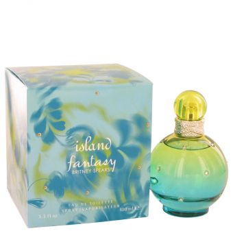 Image of   Island Fantasy by Britney Spears - Eau De Toilette Spray 100 ml - til kvinder