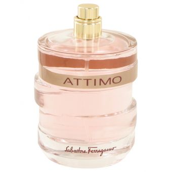 Image of   Attimo L'eau Florale by Salvatore Ferragamo - Eau De Toilette Spray (Tester) 100 ml - til kvinder