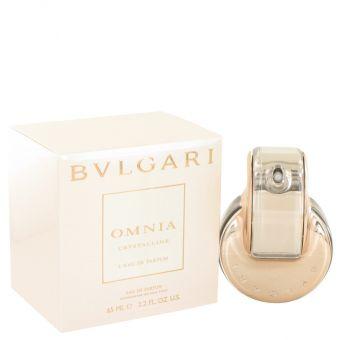 Image of   Omnia Crystalline L'eau De Parfum by Bvlgari - Eau De Parfum Spray 65 ml - til kvinder