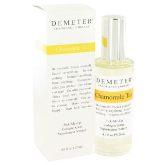 Image of   Demeter by Demeter - Chamomile Tea Cologne Spray 120 ml - til kvinder