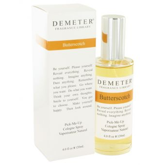 Image of   Demeter by Demeter - Butterscotch Cologne Spray 120 ml - til kvinder