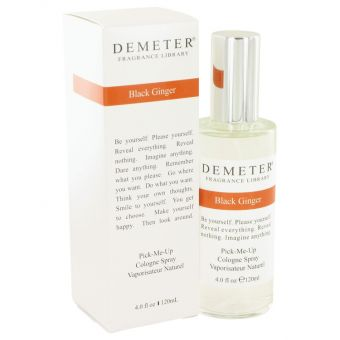 Image of   Demeter by Demeter - Black Ginger Cologne Spray (formerly Kahala Black Ginger) 120 ml - til kvinder