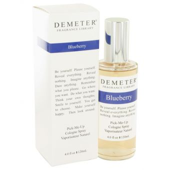 Image of   Demeter by Demeter - Blueberry Cologne Spray 120 ml - til kvinder