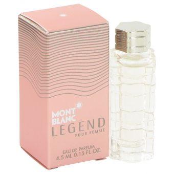 Image of   MontBlanc Legend by Mont Blanc - Mini EDP .4 ml - til kvinder