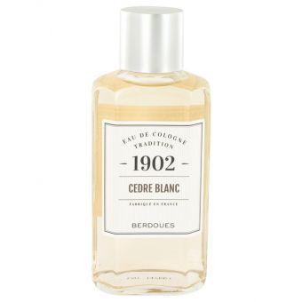 Image of   1902 Cedre Blanc by Berdoues - Eau De Cologne 245 ml - til kvinder