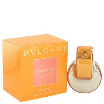 Image of   Omnia Indian Garnet by Bvlgari - Eau De Toilette Spray 65 ml - til kvinder