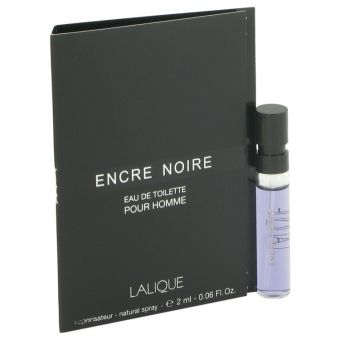 Image of   Encre Noire by Lalique - Vial (sample) .2 ml - til kvinder
