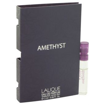 Image of   Lalique Amethyst by Lalique - Vial (sample) .2 ml - til kvinder