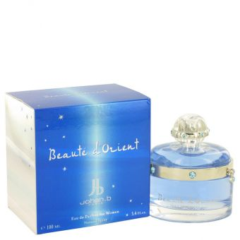 Image of   Beaute D'Orient by Johan B - Eau De Parfum Spray 100 ml - til kvinder