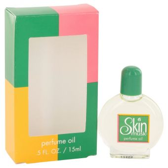 Image of   Skin Musk by Parfums De Coeur - Perfume Oil .15 ml - til kvinder