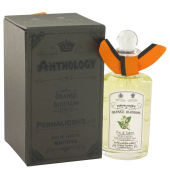 Image of   Orange Blossom by Penhaligon's - Eau De Toilette Spray (Unisex) 100 ml - til kvinder