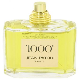 Image of   1000 by Jean Patou - Eau De Parfum Spray (Tester) 75 ml - til kvinder
