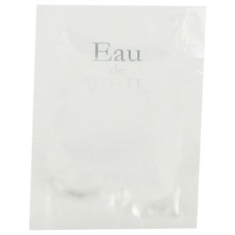 Image of   Eau De Weil by Weil - Eau De Parfum Wipes .1 ml - til kvinder