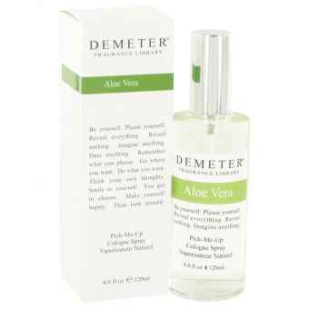 Image of   Demeter by Demeter - Aloe Vera Cologne Spray 120 ml - til kvinder