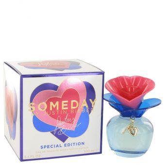 Someday by Justin Bieber - Eau De Toilette Spray 100 ml - til kvinder
