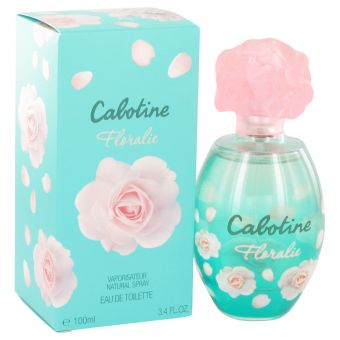Image of   Cabotine Floralie by Parfums Gres - Eau De Toilette Spray 100 ml - til kvinder