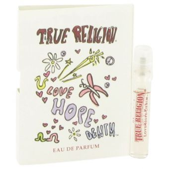 Image of   True Religion Love Hope Denim by True Religion - Vial (sample) .1 ml - til kvinder