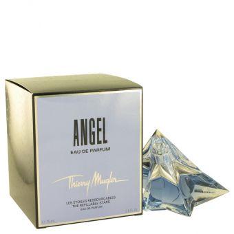 Image of   ANGEL by Thierry Mugler - Eau De Parfum Spray Refillable Star 77 ml - til kvinder