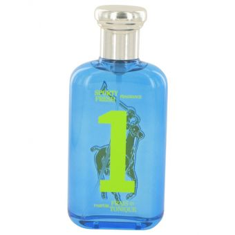 Image of   Big Pony Blue by Ralph Lauren - Eau De Toilette Spray (Tester) 100 ml - til kvinder