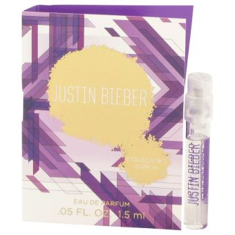 Image of   Justin Bieber Collector's Edition by Justin Bieber - Vial (Sample) .1 ml - til kvinder