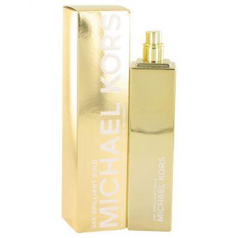 Image of   Michael Kors 24K Brilliant Gold by Michael Kors - Eau De Parfum Spray 100 ml - til kvinder