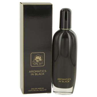 Image of   Aromatics in Black by Clinique - Eau De Parfum Spray 100 ml - til kvinder