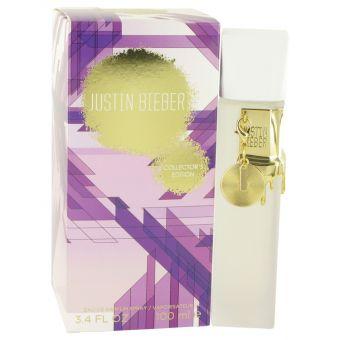Image of   Justin Bieber Collector's Edition by Justin Bieber - Eau De Parfum Spray 100 ml - til kvinder