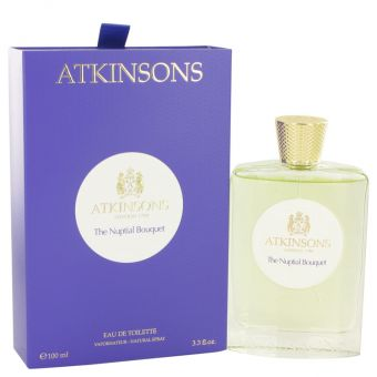 Image of   The Nuptial Bouquet by Atkinsons - Eau De Toilette Spray 100 ml - til kvinder