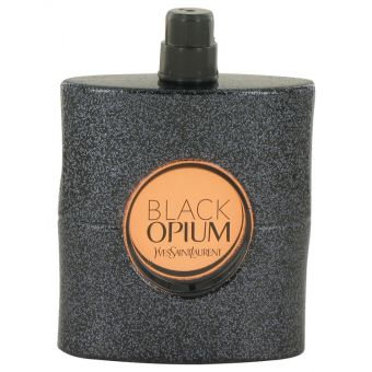 Image of   Black Opium by Yves Saint Laurent - Eau De Parfum Spray (Tester) 90 ml - til kvinder