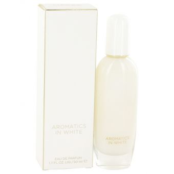 Image of   Aromatics In White by Clinique - Eau De Parfum Spray 50 ml - til kvinder