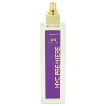 Image of   5th Avenue NYC Premiere by Elizabeth Arden - Eau De Parfum Spray (Tester) 75 ml - til kvinder