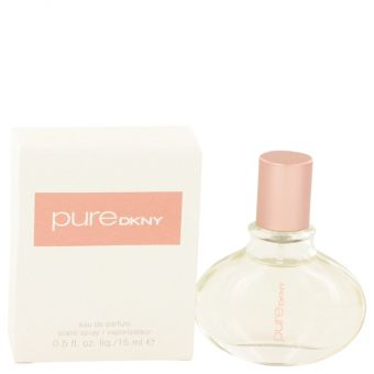 Image of   Pure DKNY A Drop of Rose by Donna Karan - Mini EDP Spray 15 ml - til kvinder