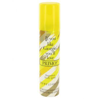 Image of   Designer Imposters Primo! by Parfums De Coeur - Body Spray 75 ml - til kvinder