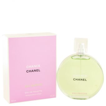 Image of   Chance by Chanel - Eau Fraiche Spray 150 ml - til kvinder