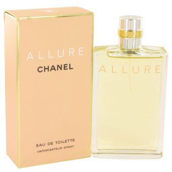 Image of   ALLURE by Chanel - Eau De Toilette Spray 100 ml - til kvinder