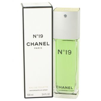 Image of   CHANEL 19 by Chanel - Eau De Toilette Spray 100 ml - til kvinder