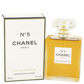 Image of   CHANEL No. 5 by Chanel - Eau De Parfum Spray 100 ml - til kvinder