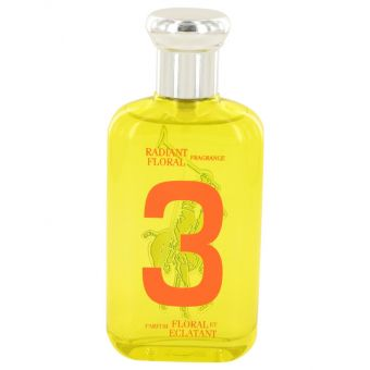 Image of   Big Pony Yellow 3 by Ralph Lauren - Eau De Toilette Spray (Tester) 100 ml - til kvinder