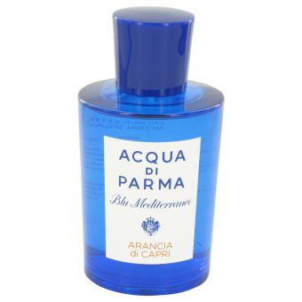 Image of   Blu Mediterraneo Arancia Di Capri by Acqua Di Parma - Eau De Toilette Spray (Tester) 150 ml - til kvinder
