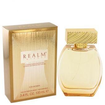 Image of   Realm Intense by Erox - Eau De Parfum Spray 100 ml - til kvinder
