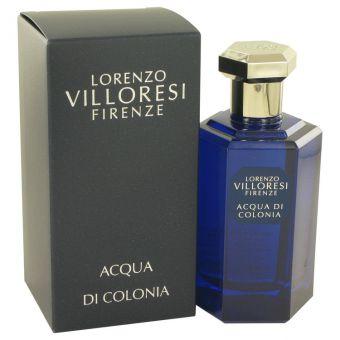 Image of   Acqua Di Colonia (Lorenzo) by Lorenzo Villoresi Firenze - Eau De Toilette Spray 100 ml - til kvinder