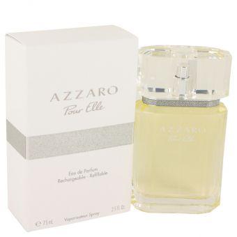 Image of   Azzaro Pour Elle by Azzaro - Eau De Parfum Refillable Spray 75 ml - til kvinder