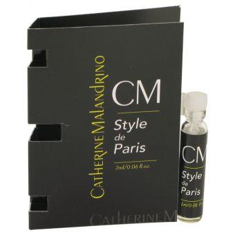 Image of   Style De Paris by Catherine Malandrino - Vial (sample) .2 ml - til kvinder