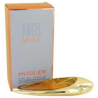 Image of   Angel Muse by Thierry Mugler - Eau De Parfum Spray Refillable 50 ml - til kvinder