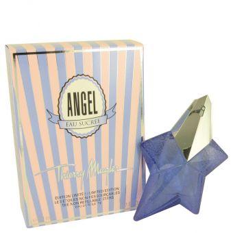 Image of   Angel Eau Sucree by Thierry Mugler - Eau De Toilette Spray (Limited Edition) 50 ml - til kvinder