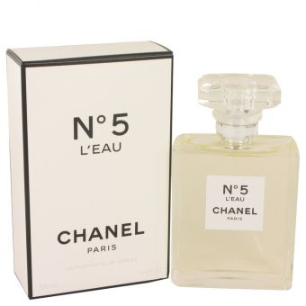 Image of   Chanel No. 5 L'eau by Chanel - Eau De Toilette Spray 100 ml - til kvinder
