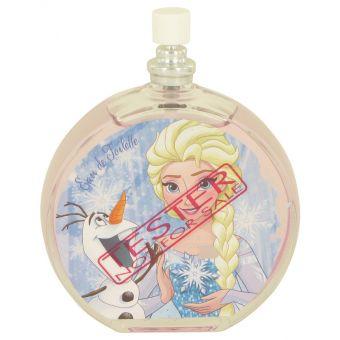 Image of   Disney Frozen by Disney - Eau De Toilette Spray (Tester) 100 ml - til kvinder